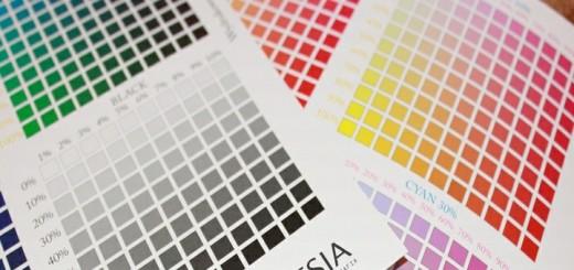 tiskarna barvy
